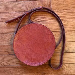 Madewell Circular Crossbody Bag NWOT
